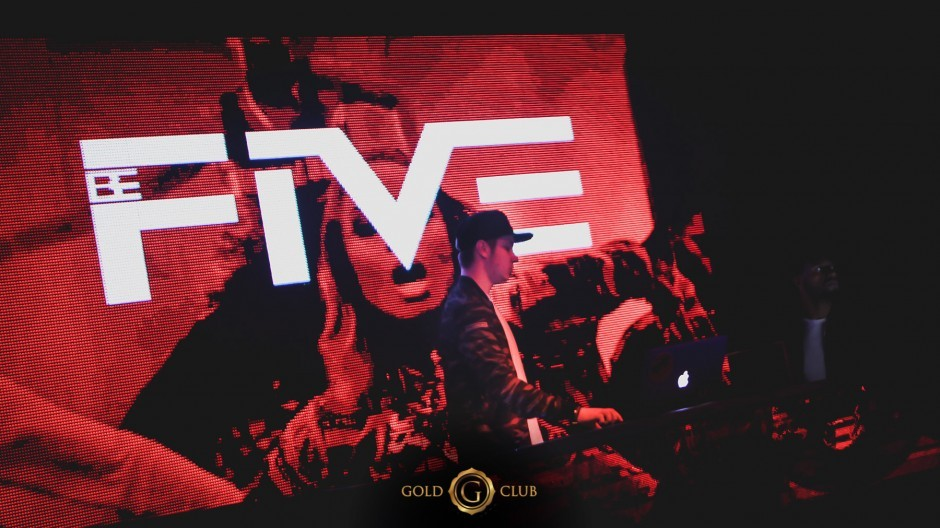 BE FIVE - VENDREDI 3 FEVRIER