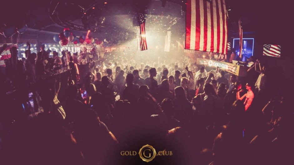 GOLD BLESS AMERICA | SAT. 4th JULY