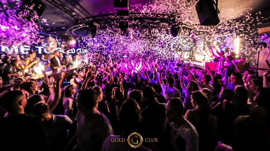 GOLD CLUB | MY F*CKING BIRTHDAY | SAMEDI 24 OCTOBRE